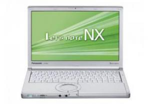 Panasonic Let'snote CF-NX2 Core i5 軽量B5ノート