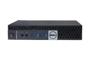 DELL OptiPlex 3040 Micro Core i3 6100T・8GBメモリ・HDD500GB搭載